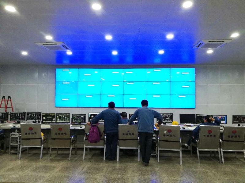 淮安热电控制室吸声结构