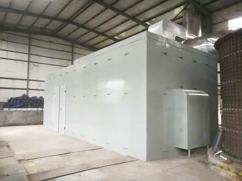 菏泽洪达化工真空泵隔声罩