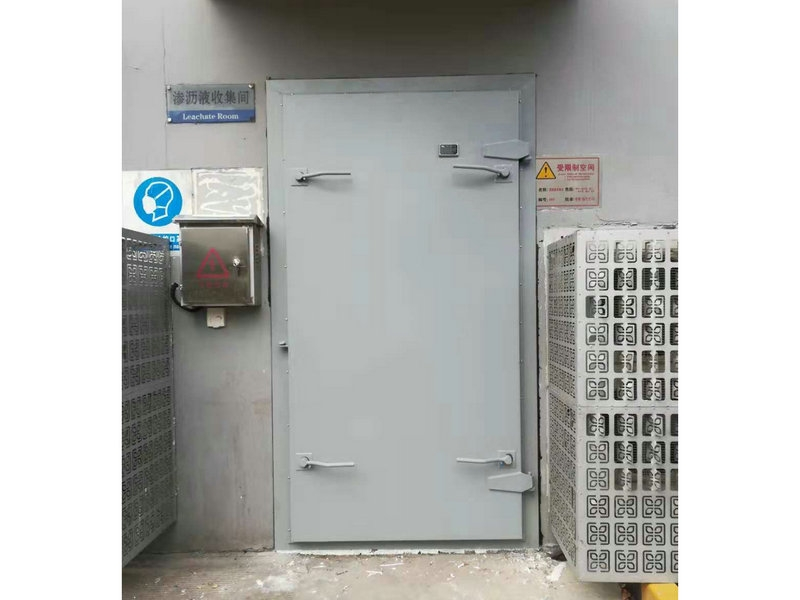 上海金山垃圾电厂