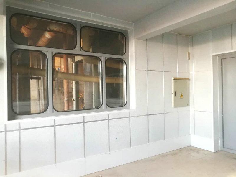 鲁北化工金海钛业操作室