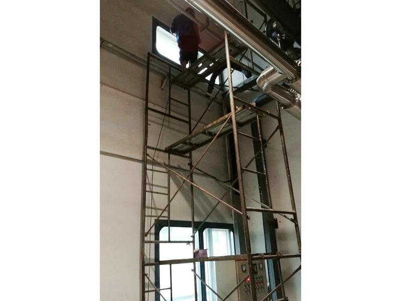 东阿阿胶能源站隔声窗安装