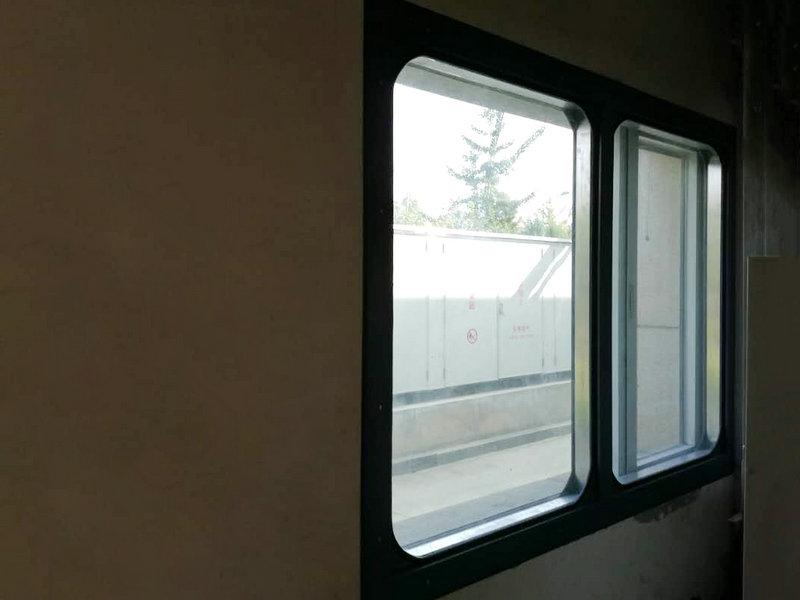 东阿阿胶能源站隔声窗