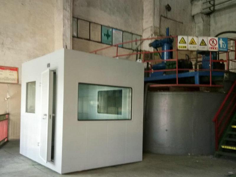 吐鲁番煤矿隔音室