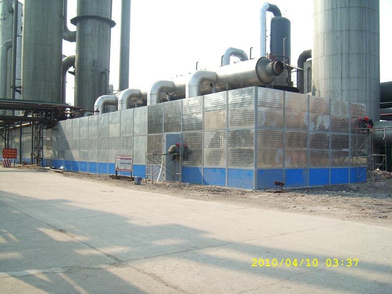 东平化肥厂隔声板