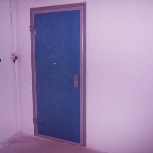 光大滕州垃圾电厂锅炉间密封门